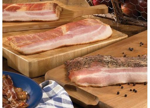 Nueske's bacon sampler