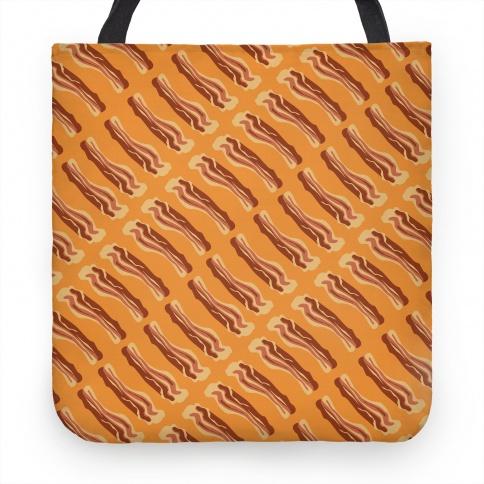 Bacon book bag