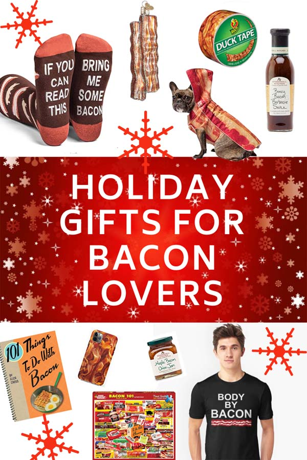 bacon gift guide